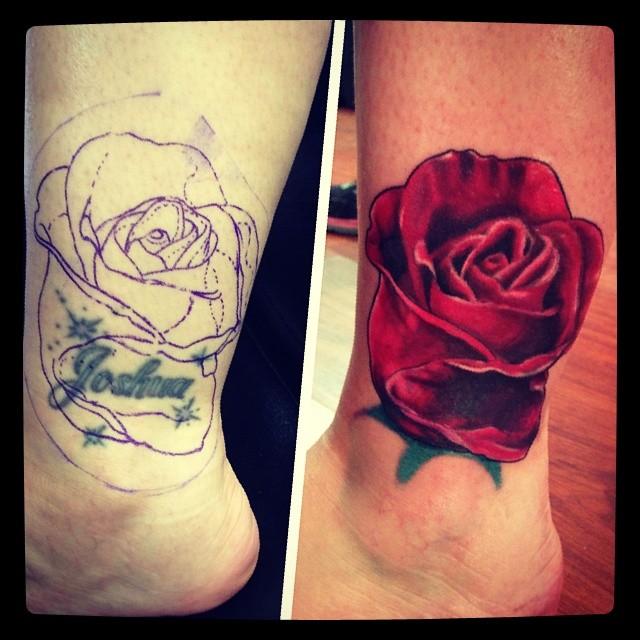 dawn whitham tattoos artist tattoo design bild